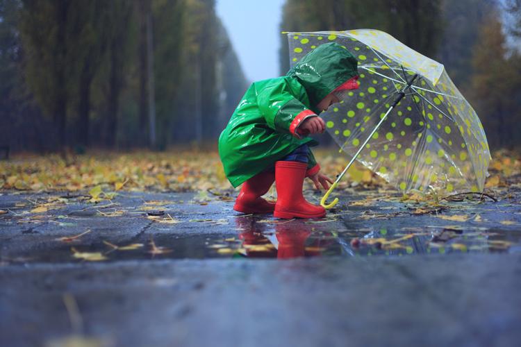 Los 3 mejores tips para cuidar a los niños en temporada de lluvias.