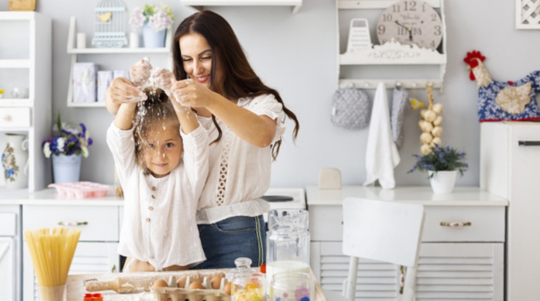 9 tips para ser una mamá más divertida