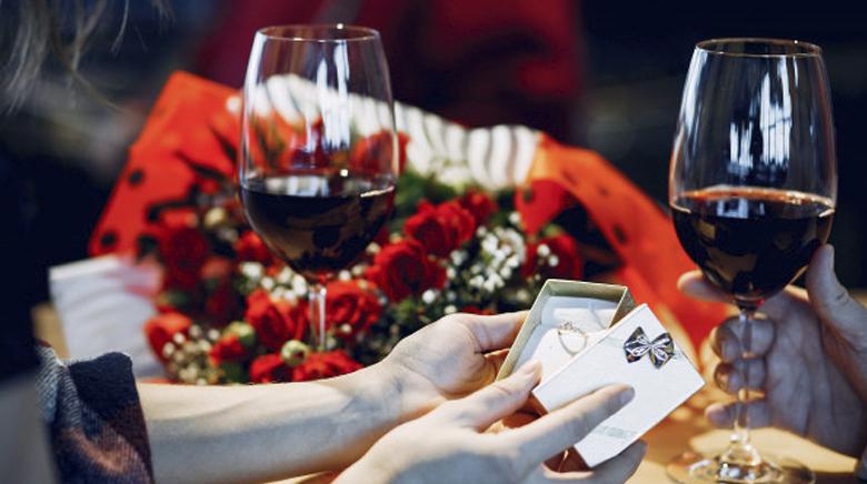 Seis ideas para una cena romántica este 14 de febrero