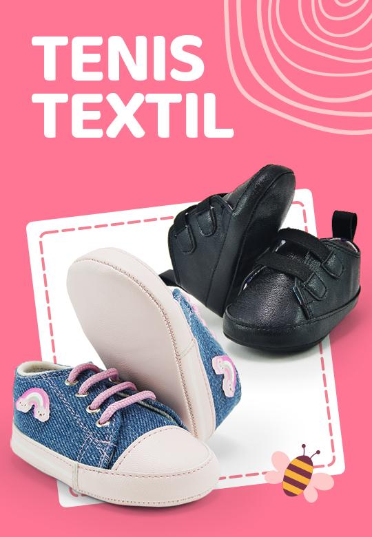 Tenis textil