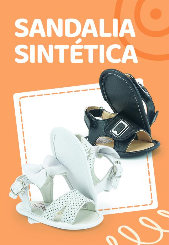 Sandalia sintética